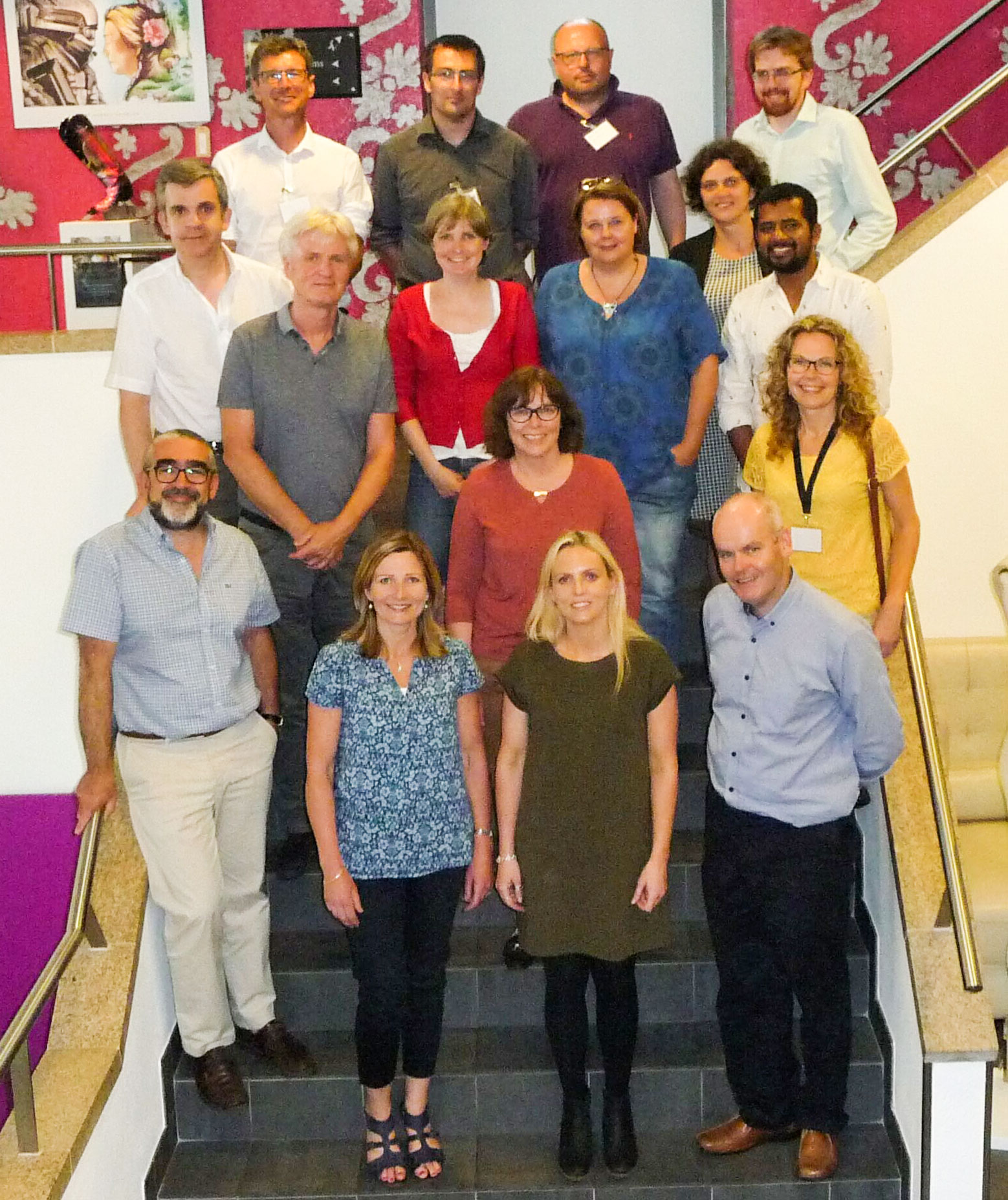 Team of Principal Investigators at Pathsense