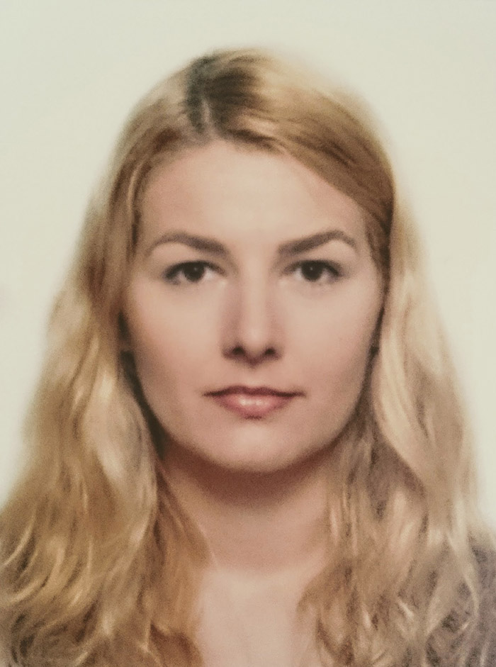 Emilija Ivanova esr early stage researcher