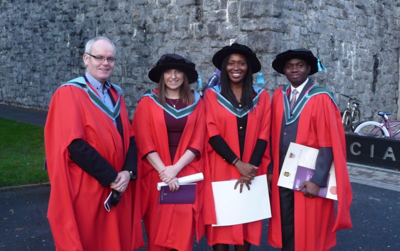 graduation in NUI Galway conor o byrnes